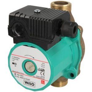 WILO-circulatiepomp STAR Z voor drinkwatercirculatiesystemen